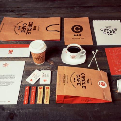 Coffee Shop Branding Identity ASEAN