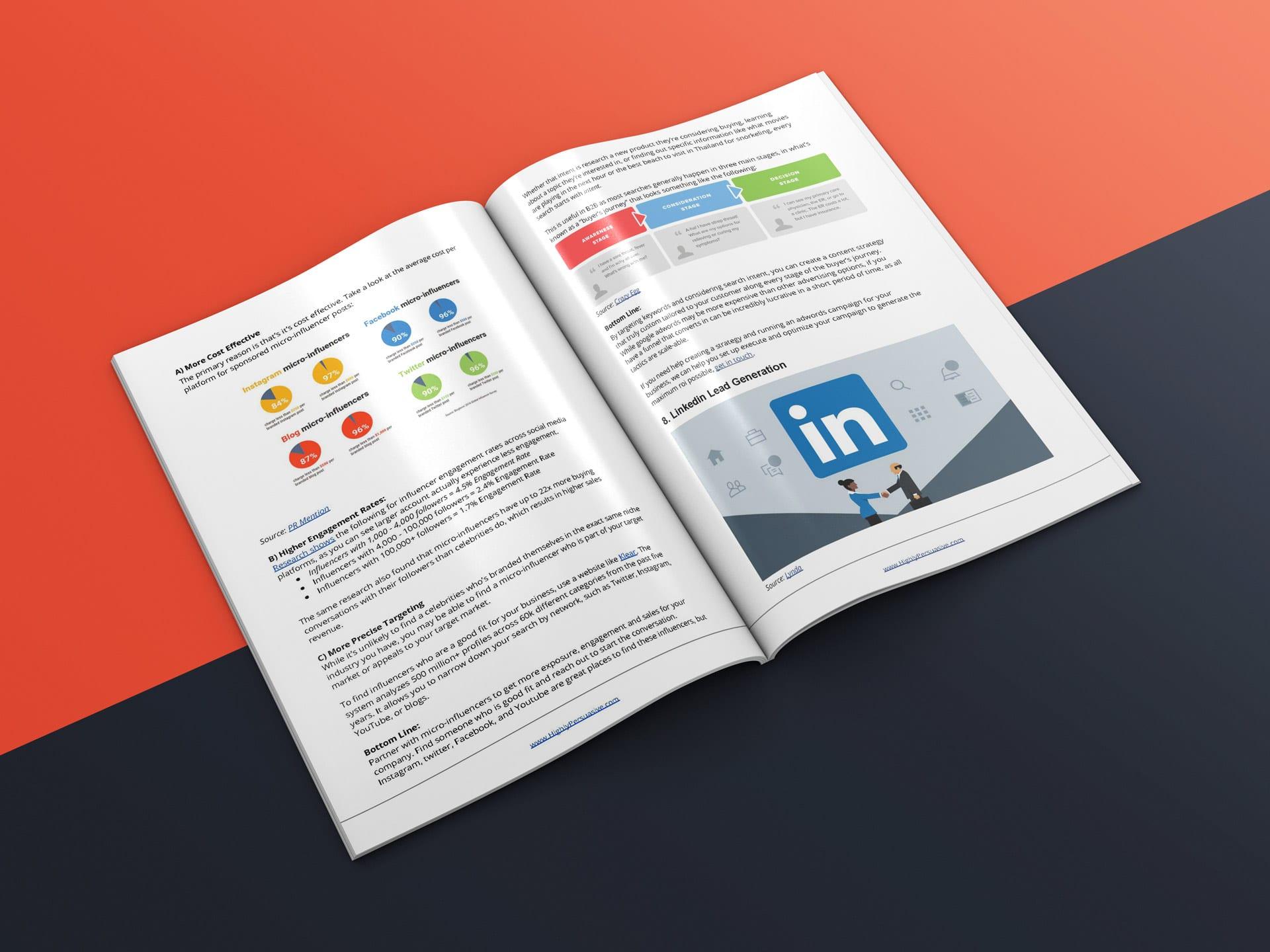 B2B Lead Generation Strategy Tool Kit