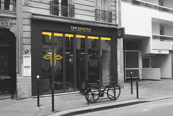 Restaurant Brand & Corporate Identity